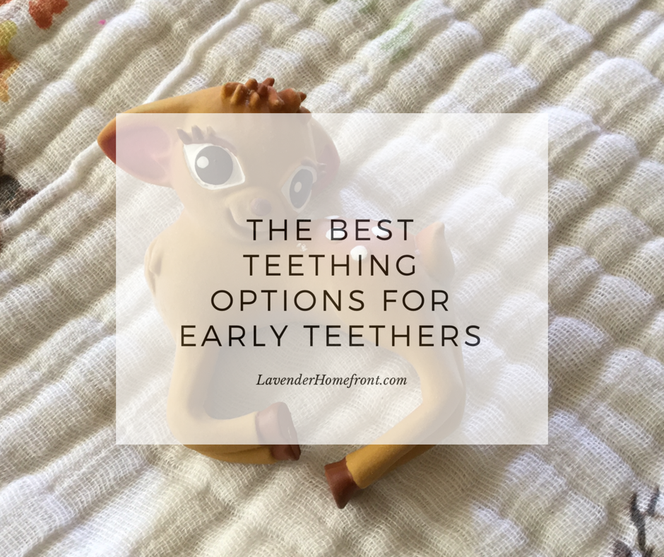 Best Teething Options