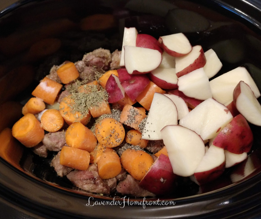 Crock Pot Irish Stew Recipe