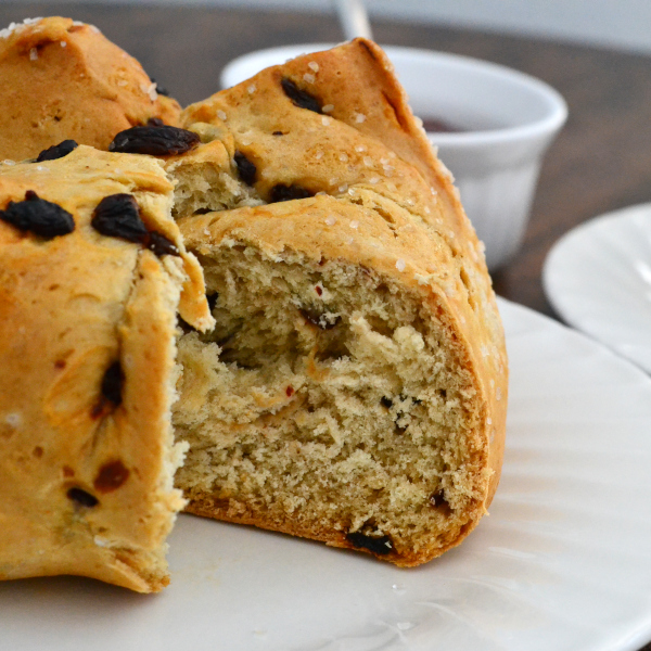 how to make delicious irish soda bread from scratch