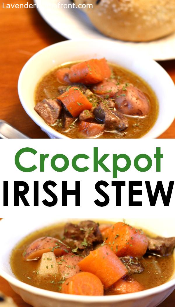 how to make crockpot irish stew from scratch
