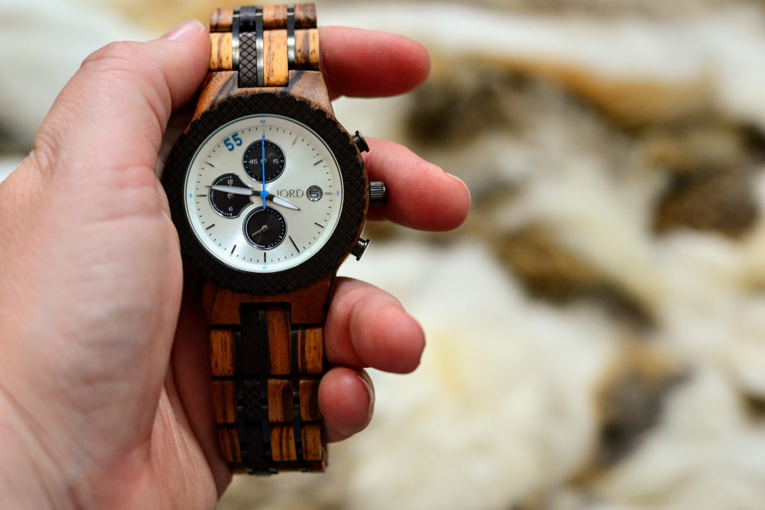 JORD Conway Sustainable Eco-Friendly Men's Watch