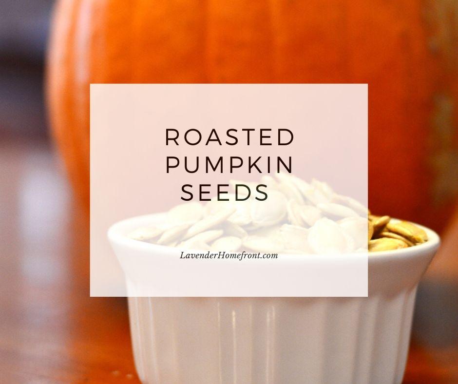 How to Roast pumpkin seeds from fresh pumpkins