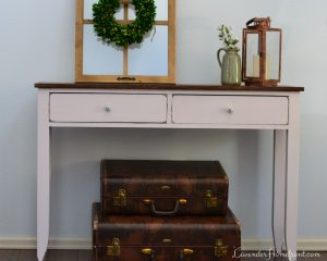 how to get a perfect finish with chalk paint