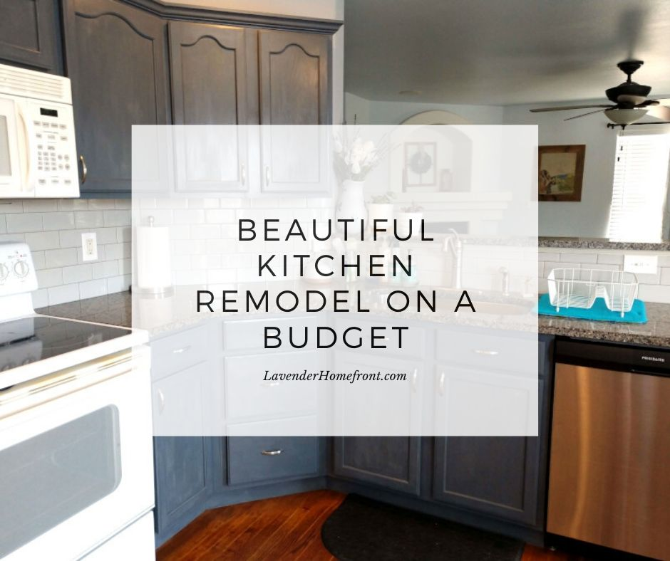 budget kitchen remodel main photo