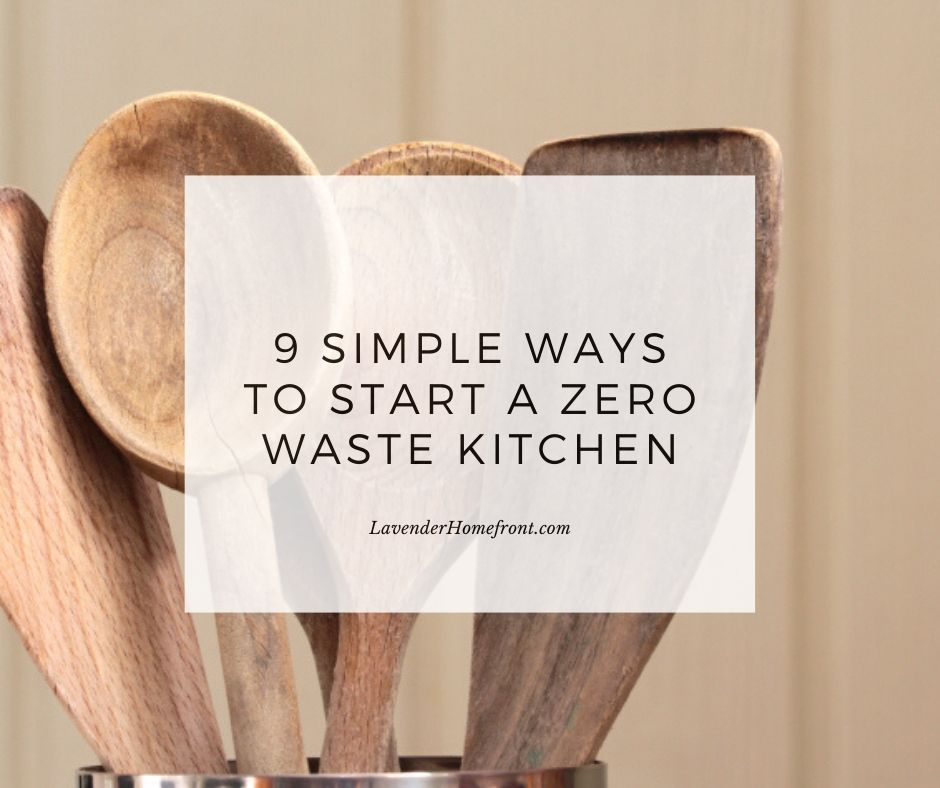 zero waste kitchen main image