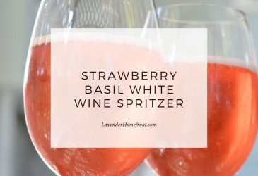 white wine spritzer recipe main image