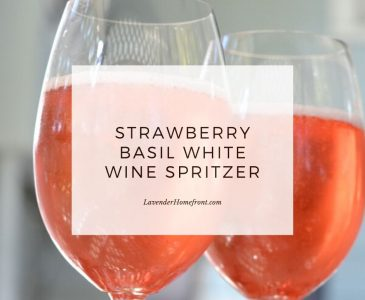 white wine spritzer recipe main image