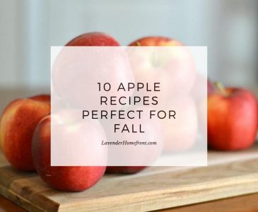 apple recipes perfect for fall main image