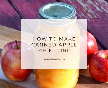 canned apple pie filling main image